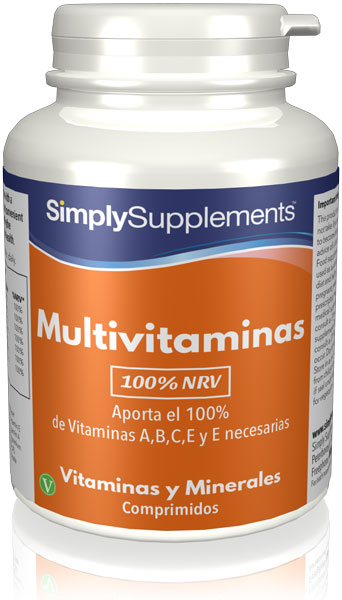 Multivitaminas (100% VRN)