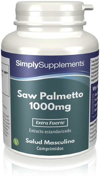 Saw Palmetto 1000mg