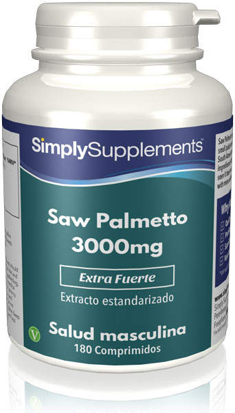 Saw Palmetto 3000mg