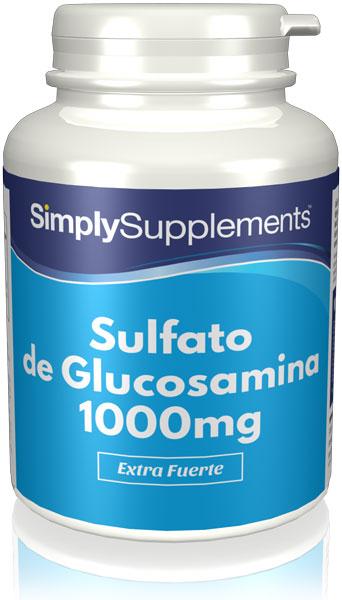 Sulfato de Glucosamina 1000mg
