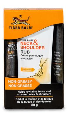 Fórmula Masaje Cuello y Hombros de Tiger Balm®