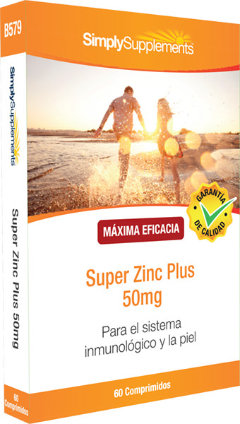 Super Zinc Plus 50 mg