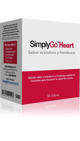 SimplyGo™ Heart