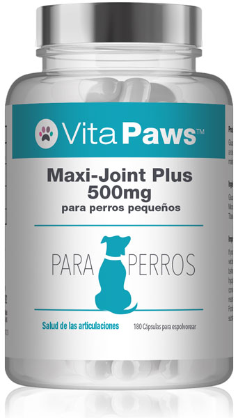 Maxi-Joint Plus 500mg para Perros Pequeños