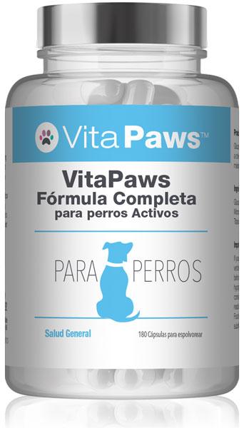 VitaPaws™  Fórmula Completa para Perros Activos